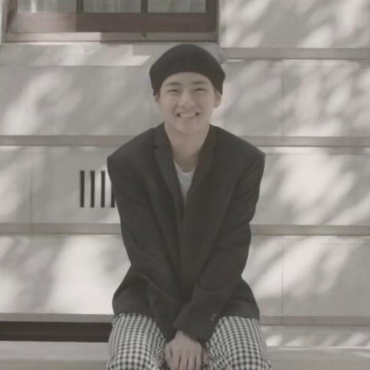 BTS member V is seen making memories of different countries in the music video of Winter Bear.