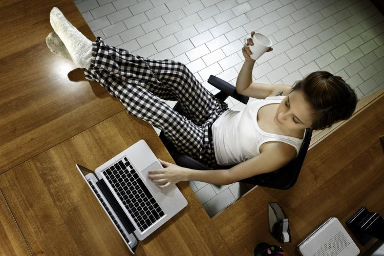 Working from home? Here's how you can stay productive in your PJs during the lockdown