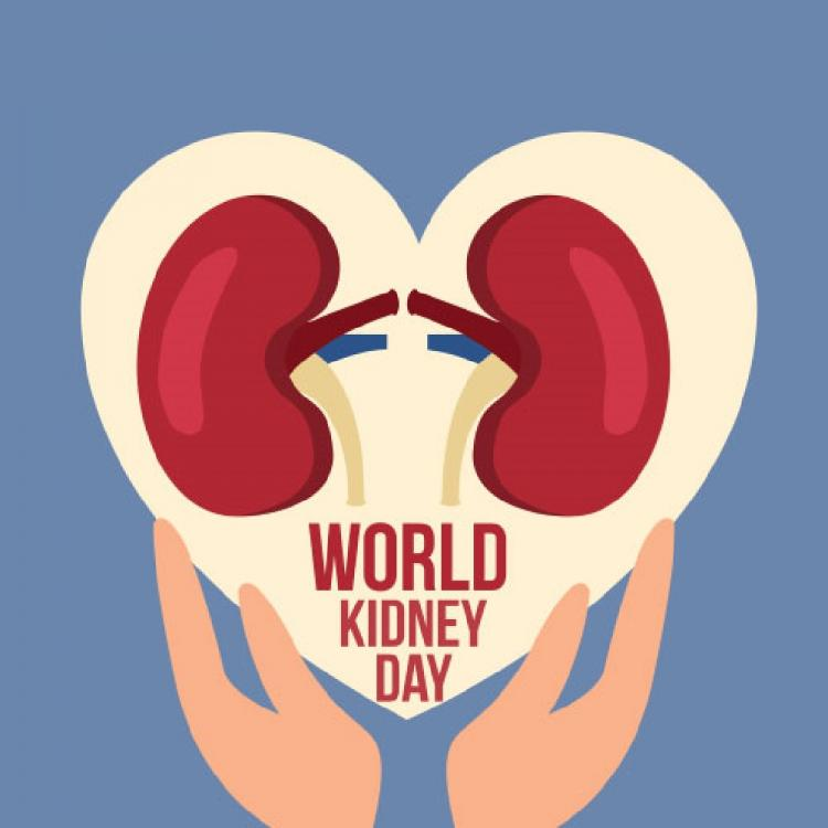 World Kidney Day 2019: Five tips to take care of your kidneys and keep them healthy
