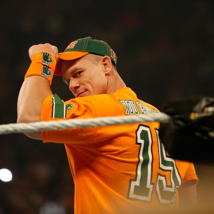 John Cena's last match in WWE was during the January 14, 2019 edition of WWE Raw.