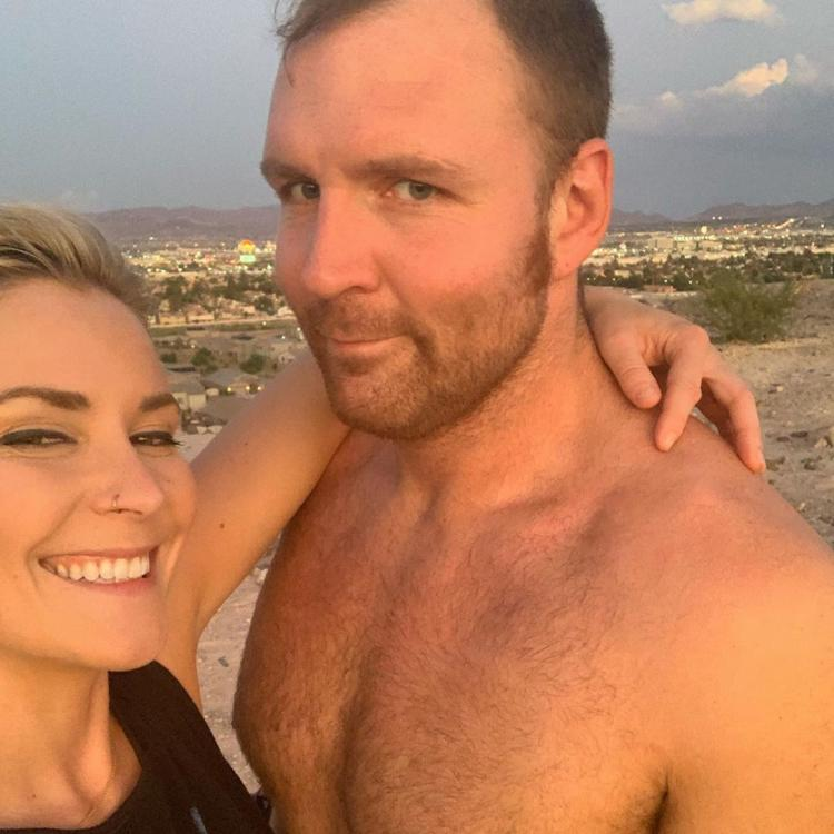 Jon Moxley and Renee Young got married in April 2017.
