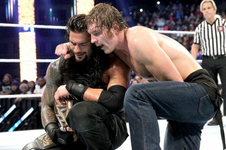 Roman Reigns revealed that his bond with Dean Ambrose goes way beyond professional wrestling.