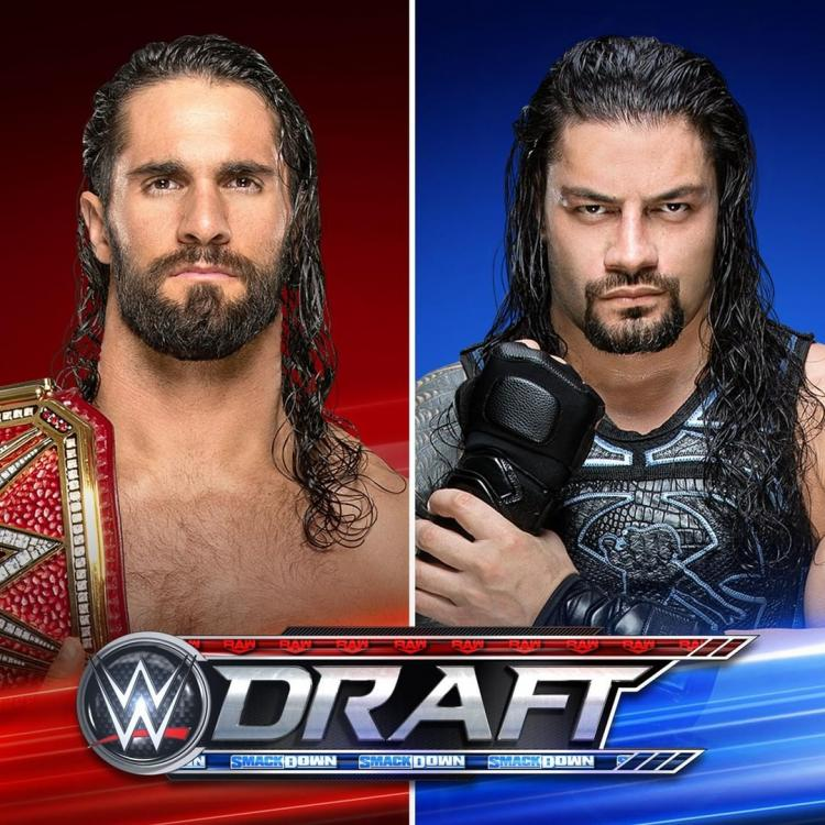 Fellow Shield brothers Seth Rollins and Roman Reigns will battle it out during SmackDown on FOX.