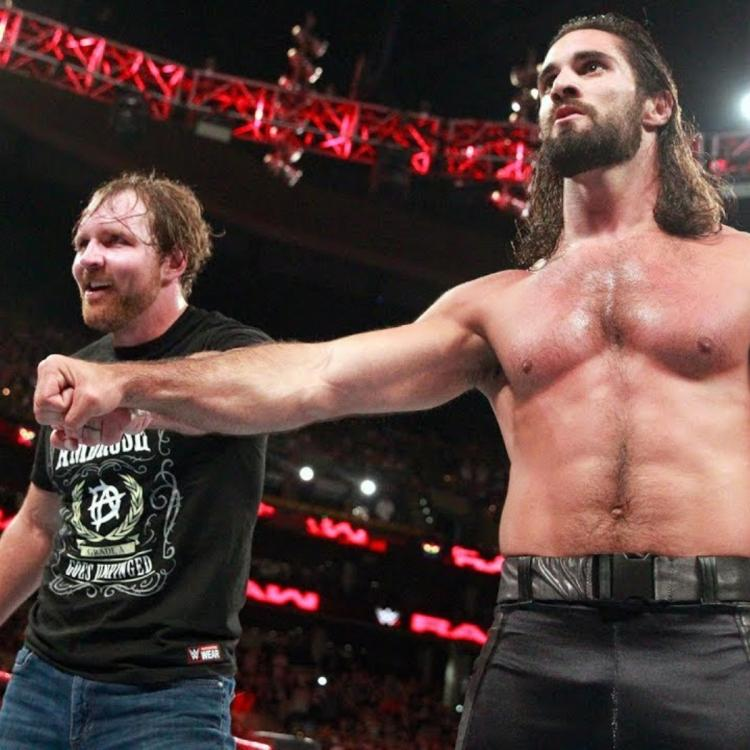 Seth Rollins revealed in an interview that there is no beef between him and Jon Moxley.