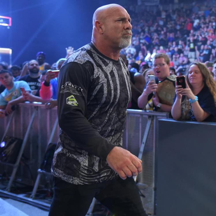 The last time we saw Goldberg in a WWE ring was against The Undertaker at Super ShowDown in June 2019.
