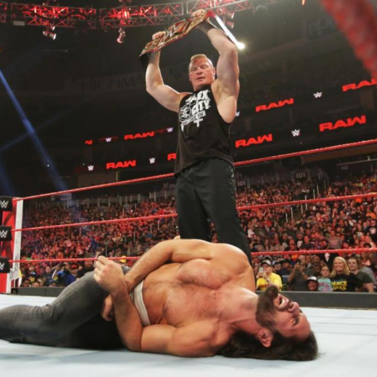 Seth Rollins will be facing Brock Lesnar at SummerSlam 2019 for the Universal Champion.