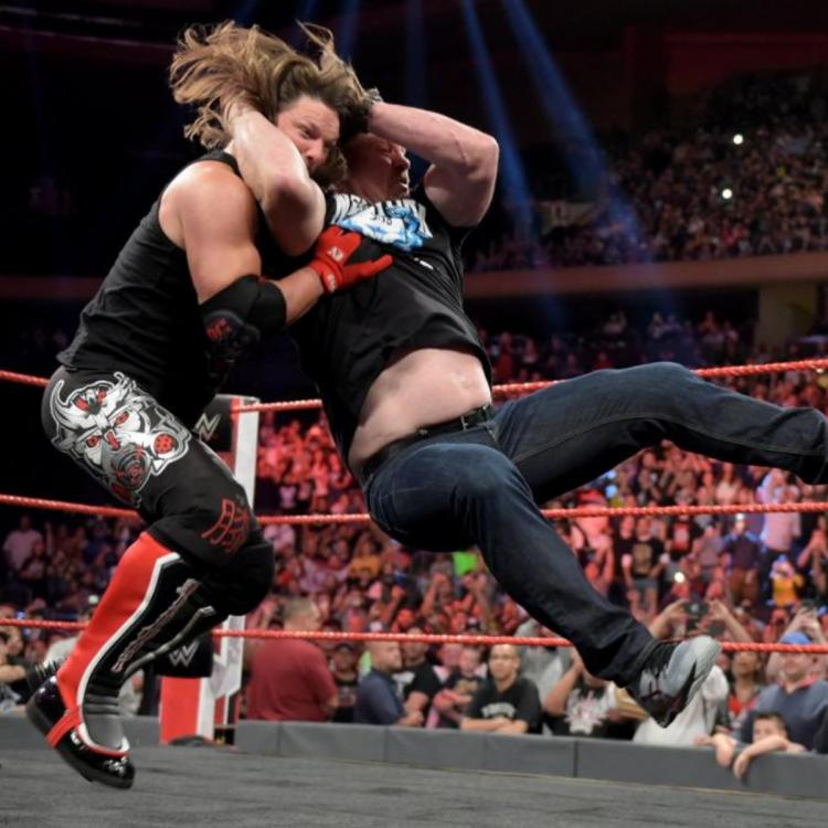At WWE Raw, Stone Cold Steve Austin suckered AJ Styles into two Stunners that got the biggest pop of the night at Madison Square Garden.
