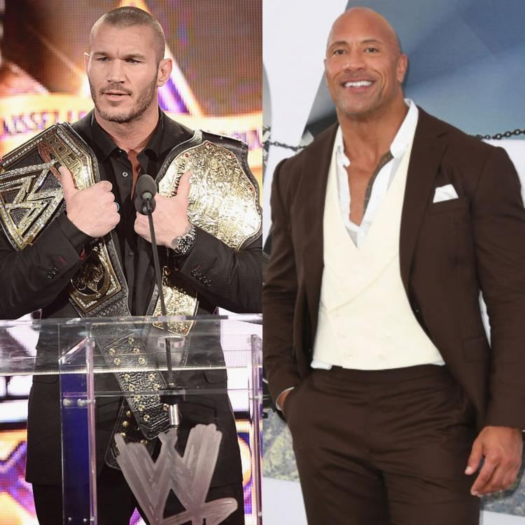 Randy Orton and Dwayne 'The Rock' Johnson have never faced each other in a singles match.