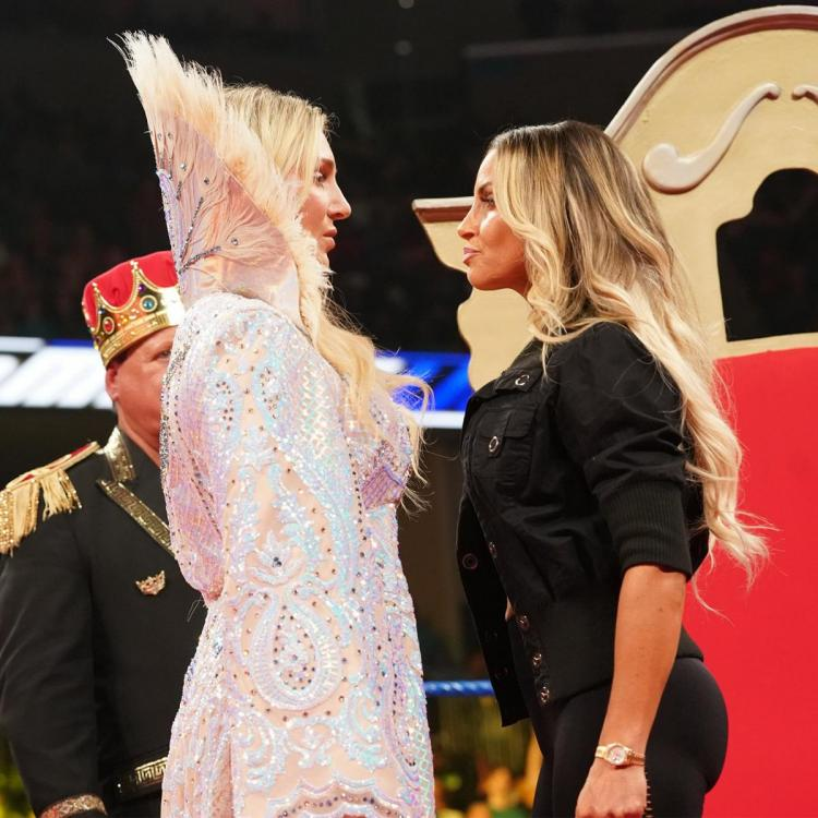 Trish Stratus will make her WWE in-ring return against Charlotte Flair at SummerSlam 2019.