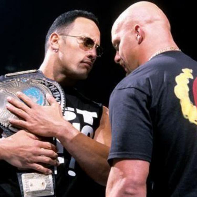 Stone Cold Steve Austin had turned heel and beat The Rock at Wrestlemania 17.