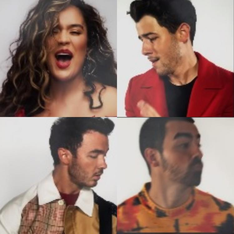 Jonas Brothers and Karol G release the official video of their foot tapping number X; fans are in for a treat