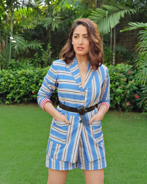 Yami Gautam receives a special gift from her fans; Read more
