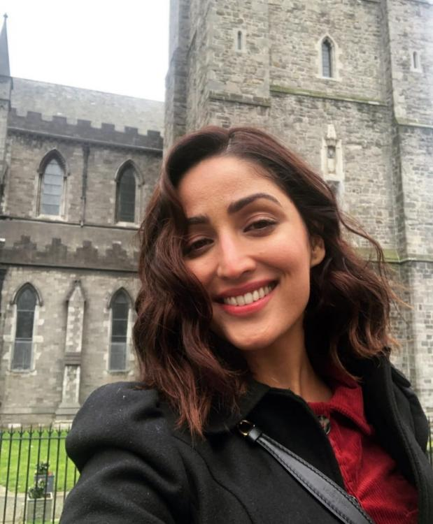 Kaabil fame Yami Gautam believes she got the film Bala due to THIS reason