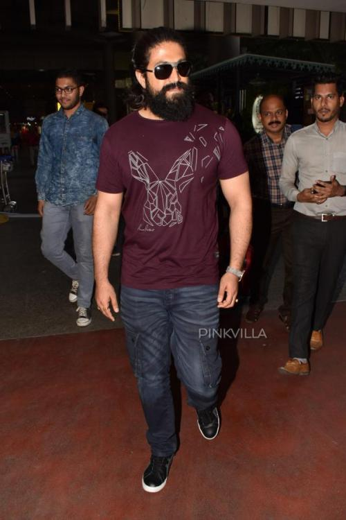 KGF star Yash is over the moon