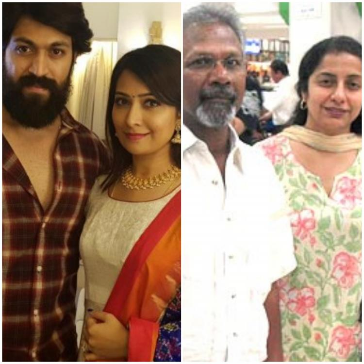 KGF star Yash reveals an interesting story of how Mani Ratnam's wife picked a script for him