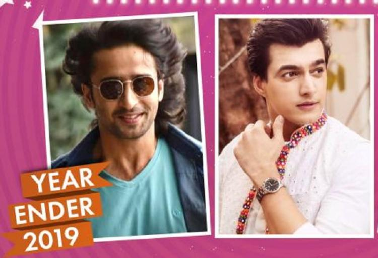 Year Ender 2019: Shaheer Sheikh, Karan Singh Grover to Mohsin, Parth Samthaan, TV actors who rocked the year