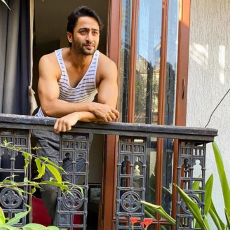 Yeh Rishtey Hai Pyaar Ke star Shaheer Sheikh's self isolation routine is an ideal way to spend time indoors