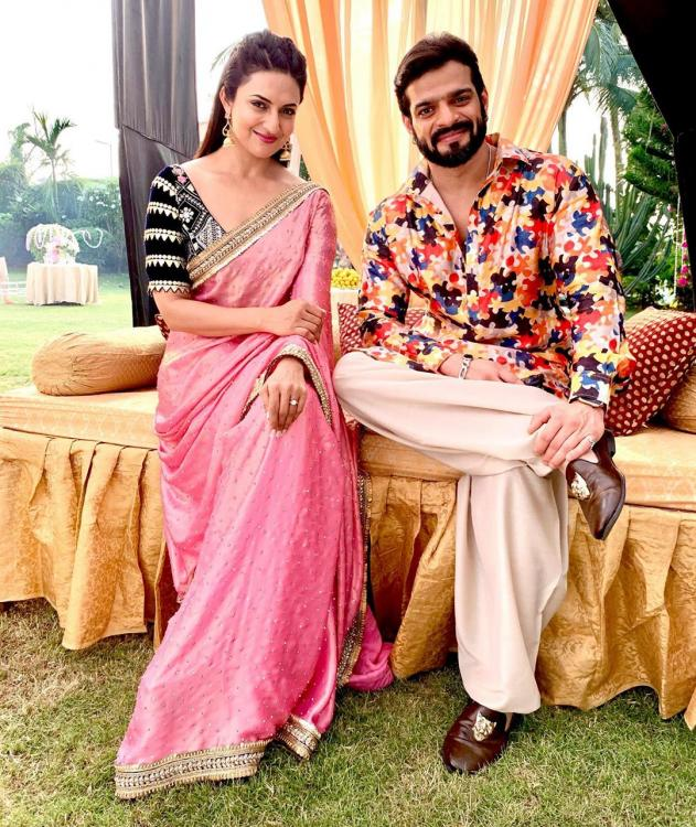 EXCLUSIVE: Karan Patel REACTS to rumours of any problems with Divyanka Tripathi on Yeh Hai Mohabbatein sets