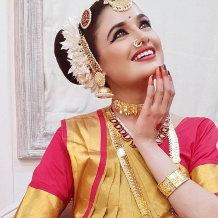 Nach Baliye 9: Yuvika Chaudhary to perform Indian classical dance this weekend; shares a glimpse of her look