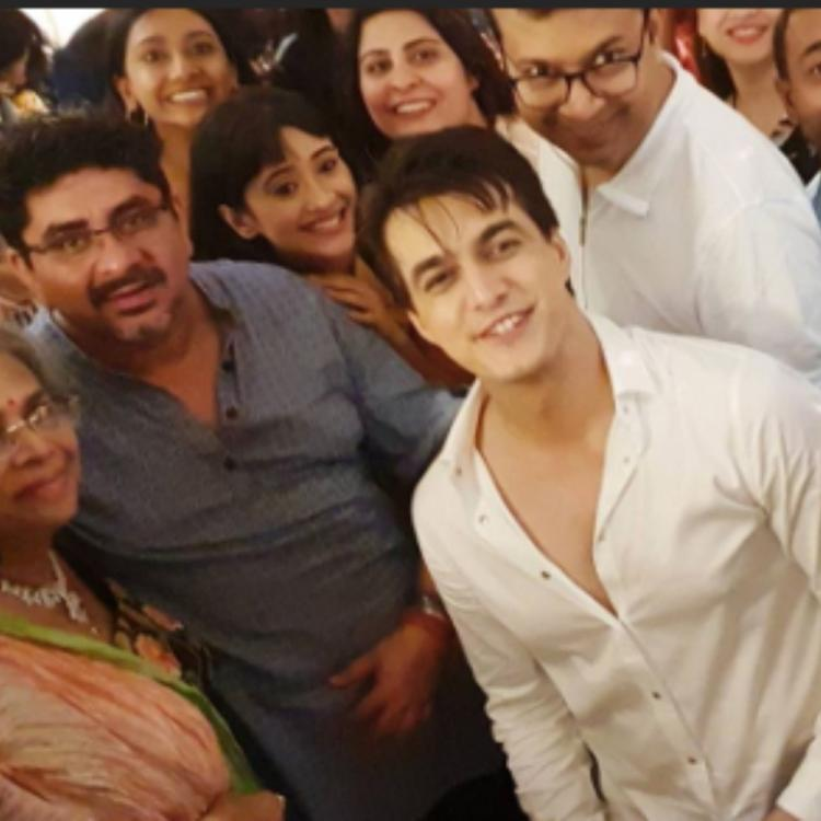 Yeh Rishta Kya Kehlata Hai star cast attend the show's screening as it completes 3000 episodes; View PICS