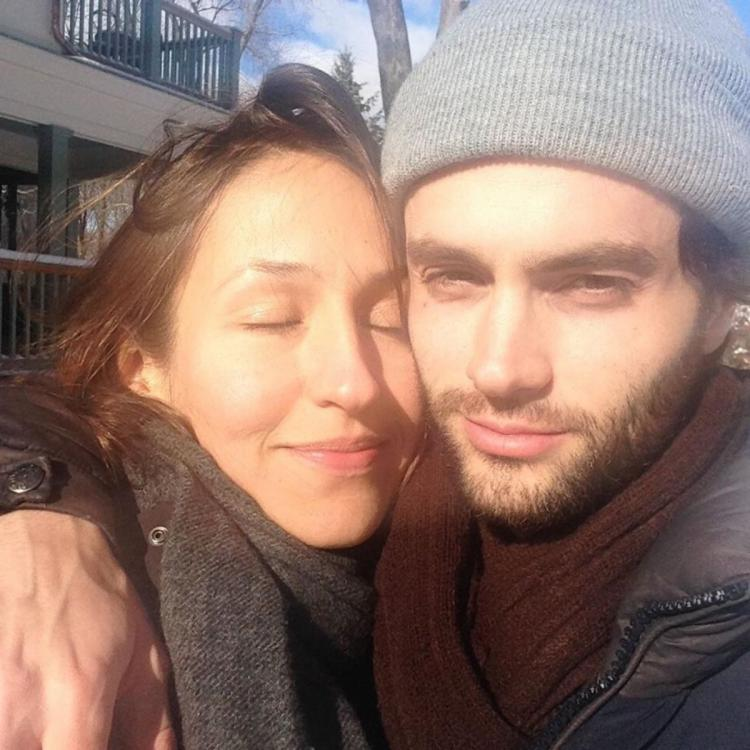 Penn Badgley's wife Domino Kirke already has a 10-year-old son named Cassius with her ex, Morgan O'Kane.