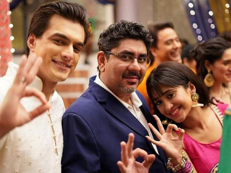 EXCLUSIVE: YRKKH producer Rajan recounts the journey as the show hits 3000; all praises for Shivangi & Mohsin