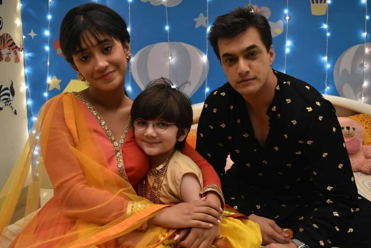 Yeh Rishta Kya Kehlata Hai: Kartik, Naira to celebrate Janmashtami with Kairav; will this mark their union?