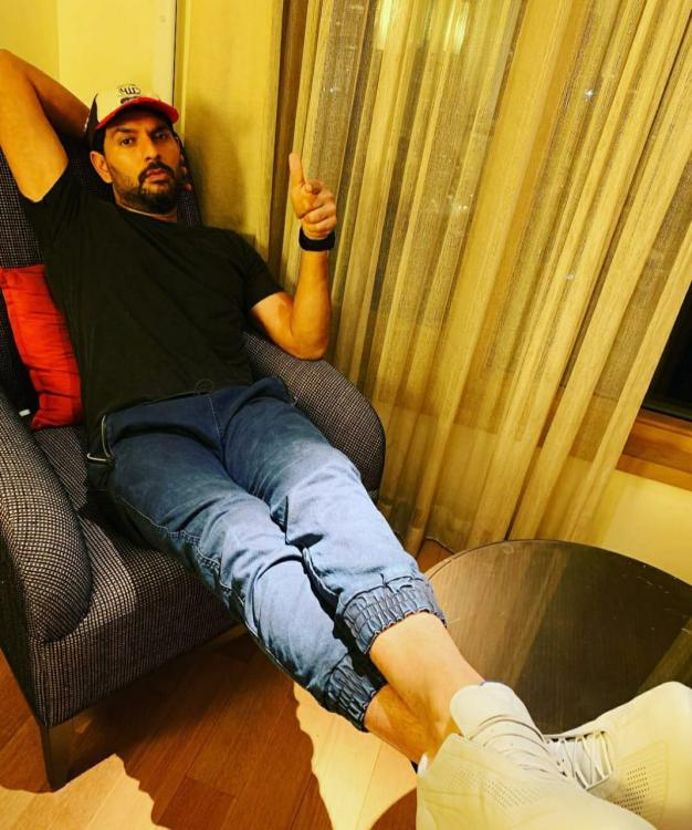 Union Home Minister Amit Shah wishes Yuvraj Singh luck for future and calls him a cricketing icon