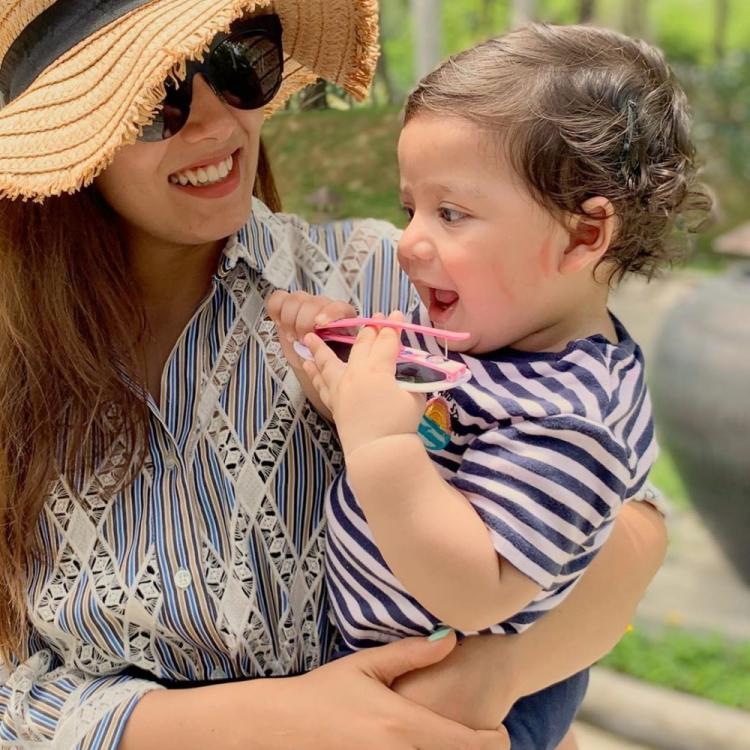Mira Rajput pens a heartening birthday wish for her 'Big Baby Boy' Zain as he turns a year old; Check it out