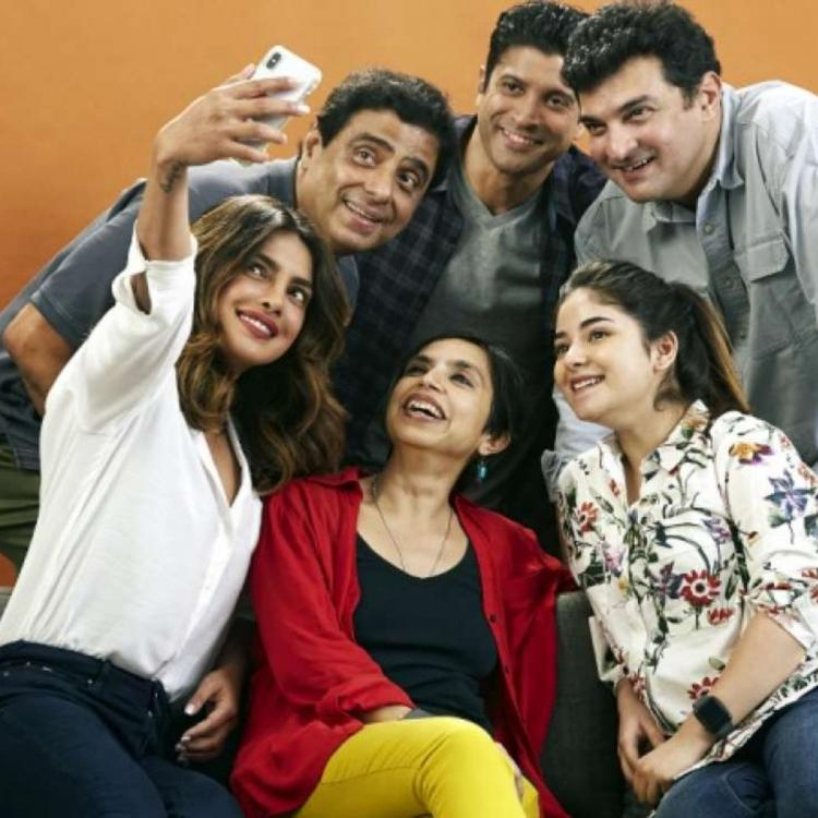Zaira Wasim QUITS Bollywood; The Sky Is Pink's Producer Siddharth Roy Kapur supports her decision
