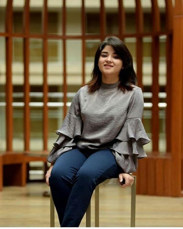 'Dangal' fame Zaira Wasim says goodbye to Bollywood over 'damaged peace, imaan'