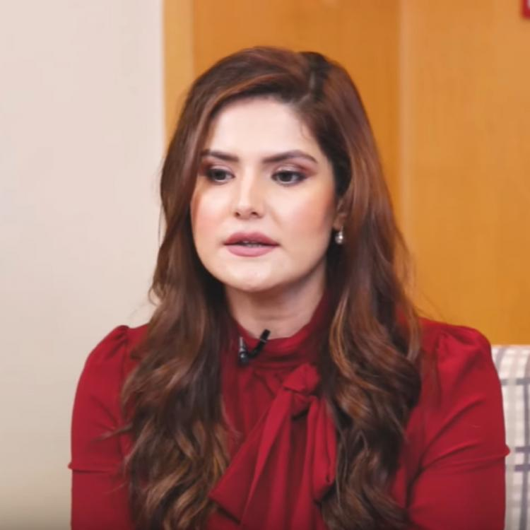 EXCLUSIVE: Zareen Khan on casting couch experience: Director wanted to 'rehearse kissing scene'