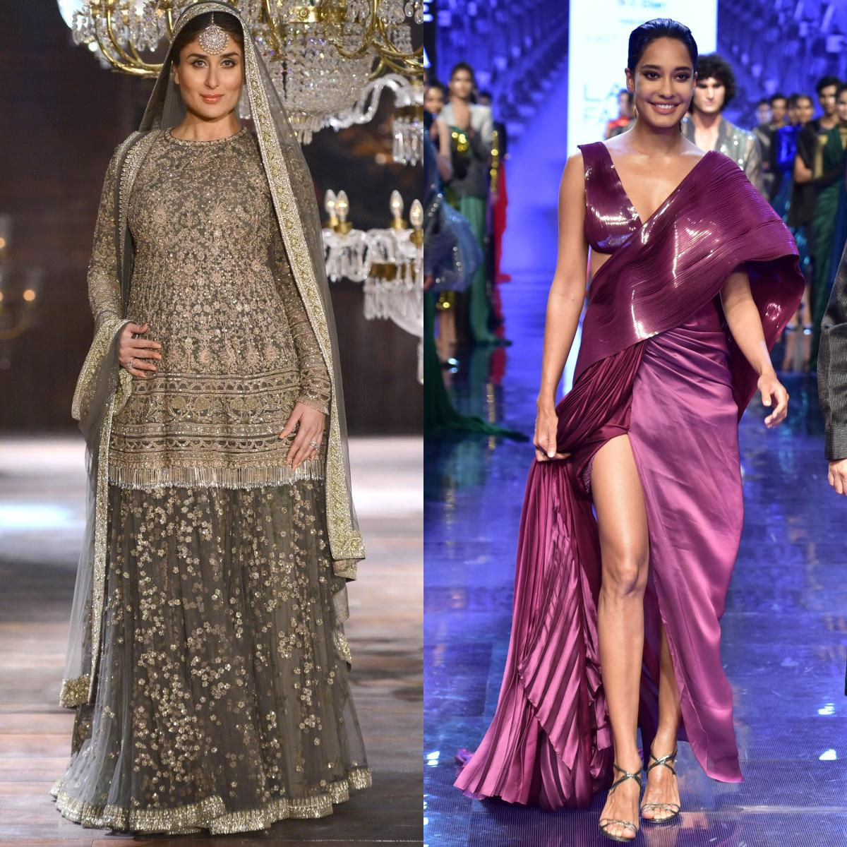 Kareena Kapoor Khan to Lisa Haydon, here's a list of actresses who walked the ramp & flaunted their baby bump