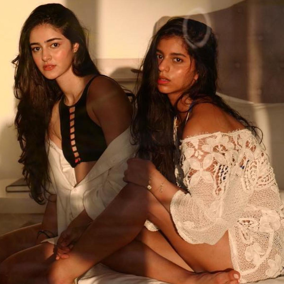 Ananya Panday REVEALS 5 interesting things about her BFF Suhana Khan