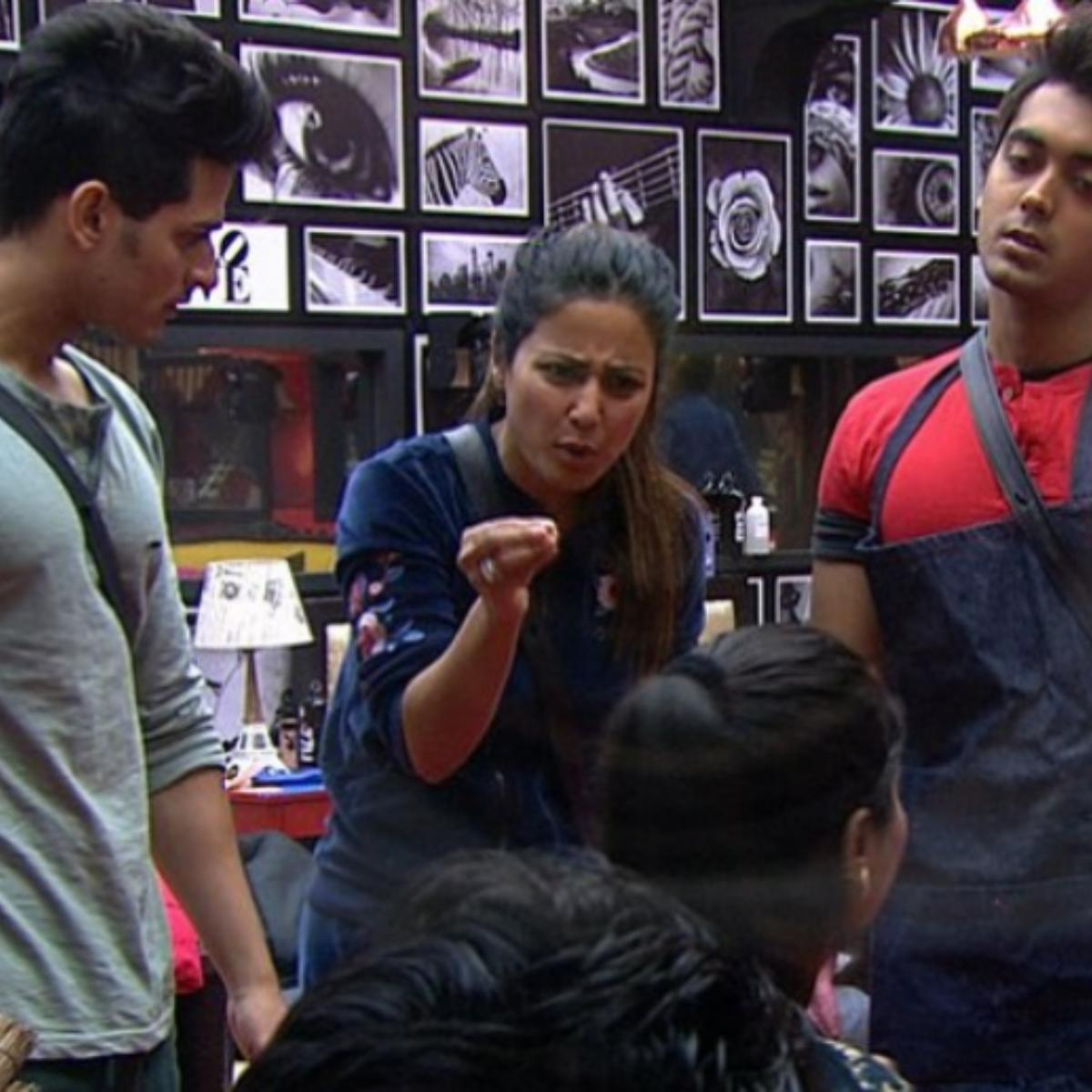 Bigg Boss Season 13 Check Out Some Of The Biggest Fights