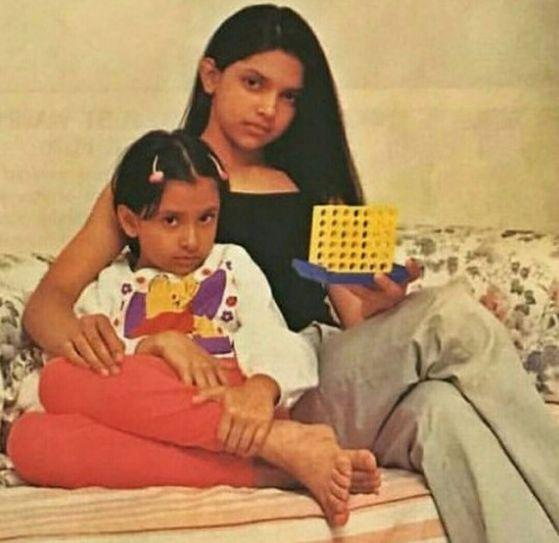 Deepika Padukone's childhood photos will make you fall in love with her even more