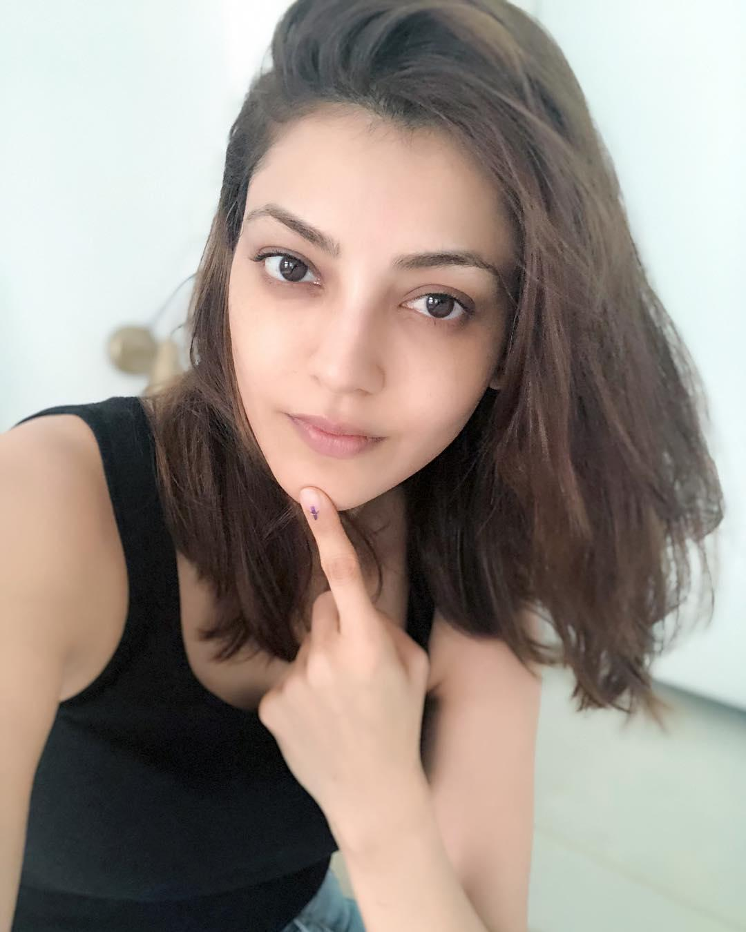 Kajal aggarwal beauty tips