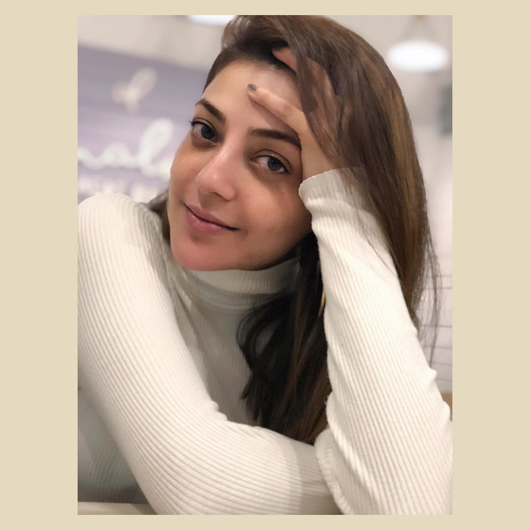 Kajal agarwal beauty tips