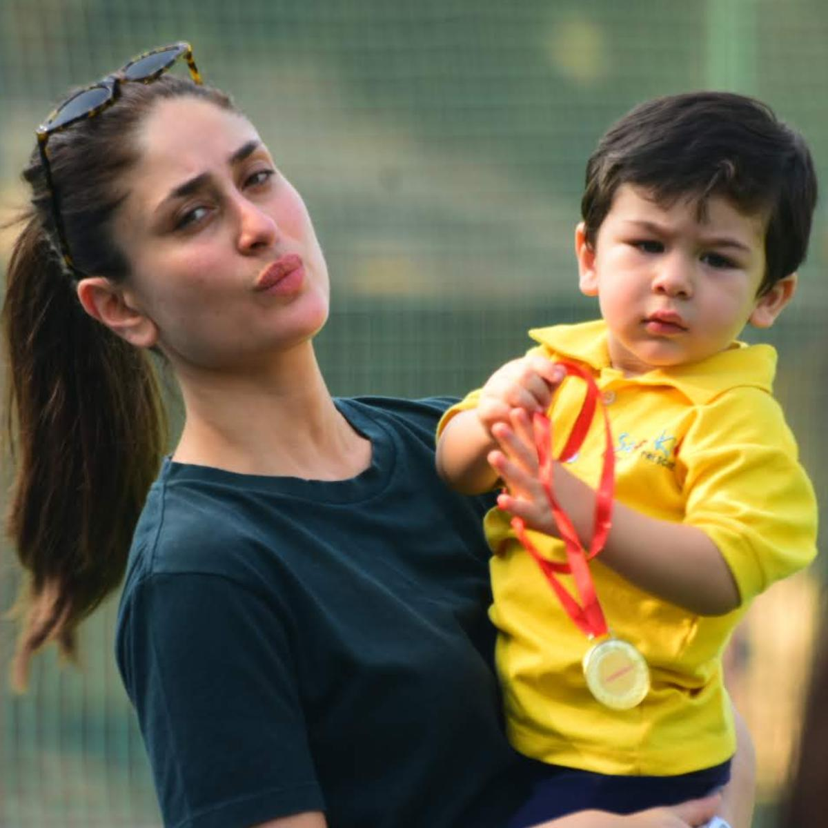 Everything Kareena Kapoor Khan has said about Taimur Ali Khan so far; Find out