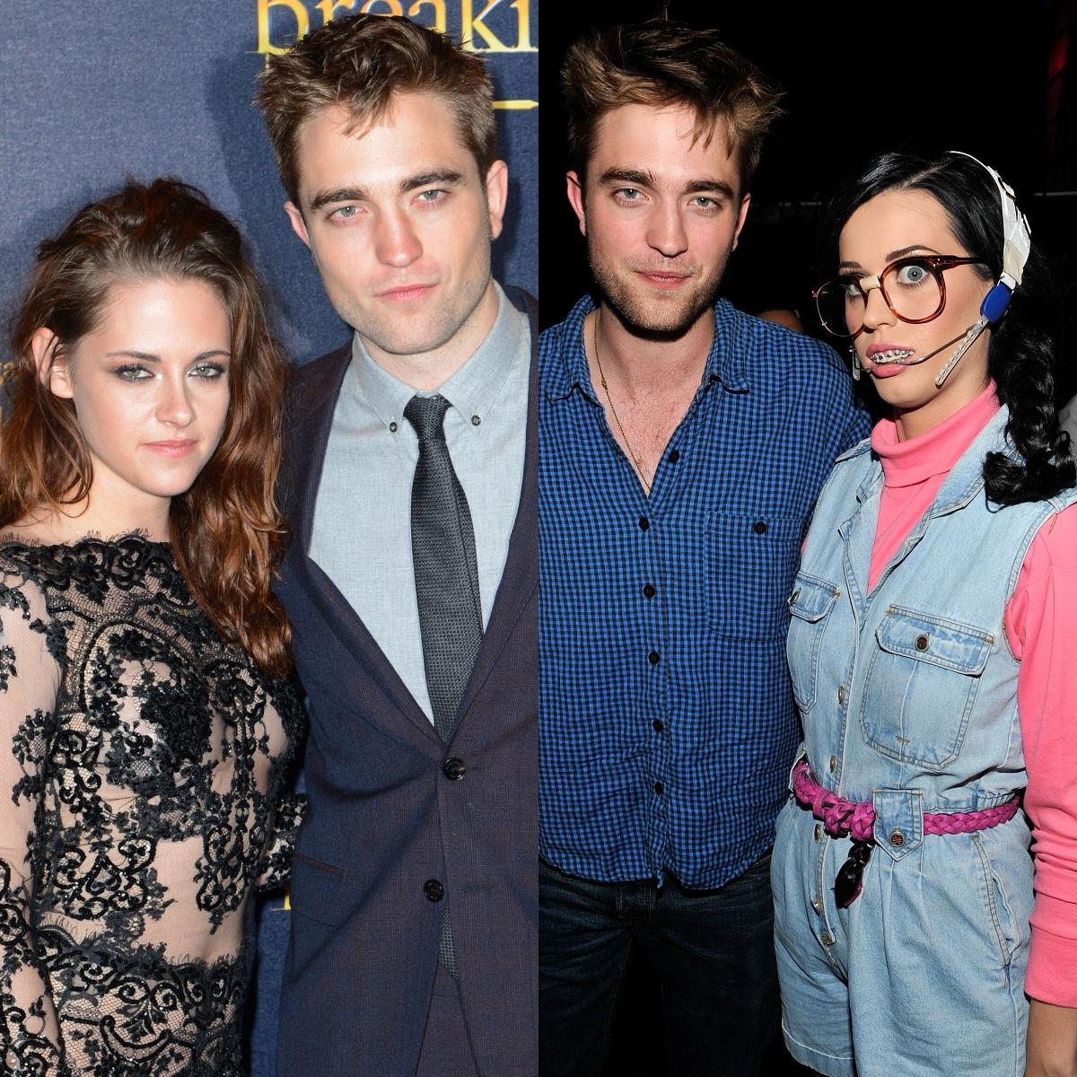Robert Pattinson's dating timeline
