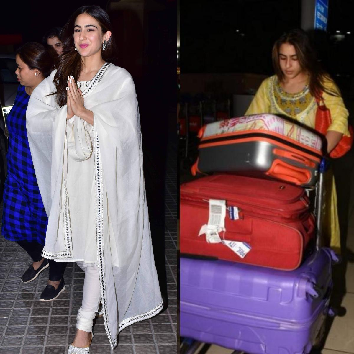 Sara Ali Khan impresses all with her simplicity and no frills attitude; Read to know more