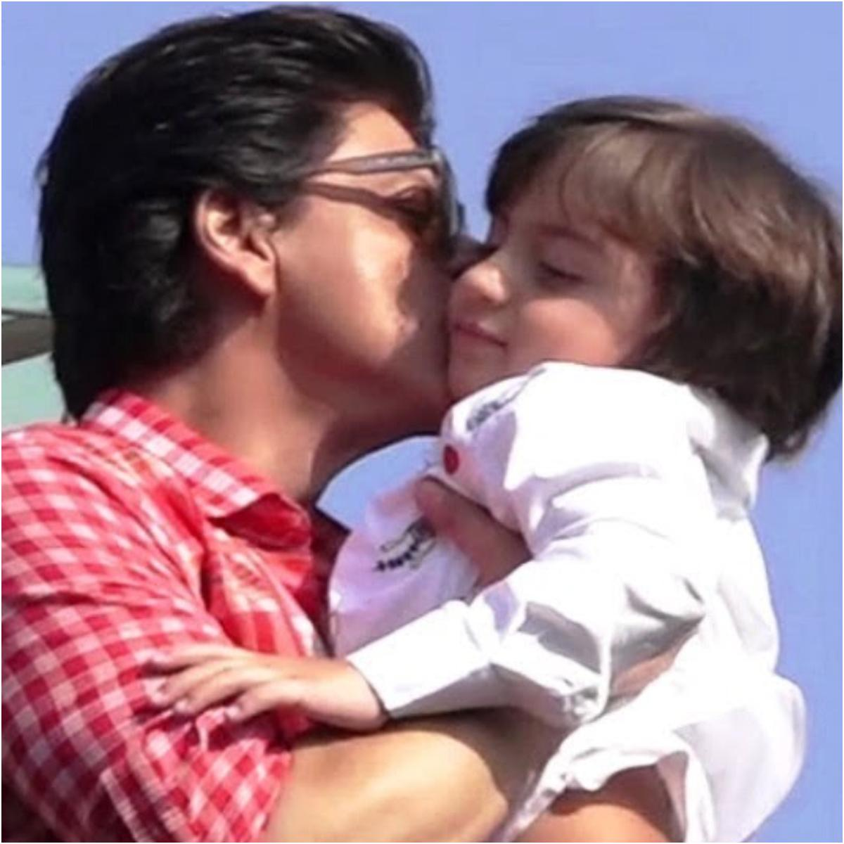 Shah Rukh Khan's adorable photos with his children will melt your heart