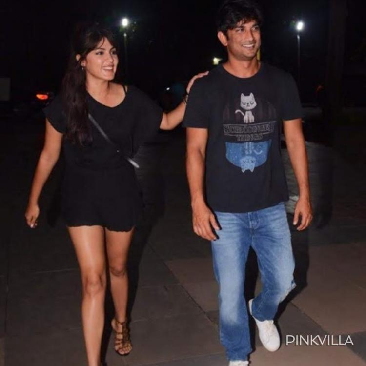 Sushant Singh Rajput And Rhea Chakraborty's THESE Moments
