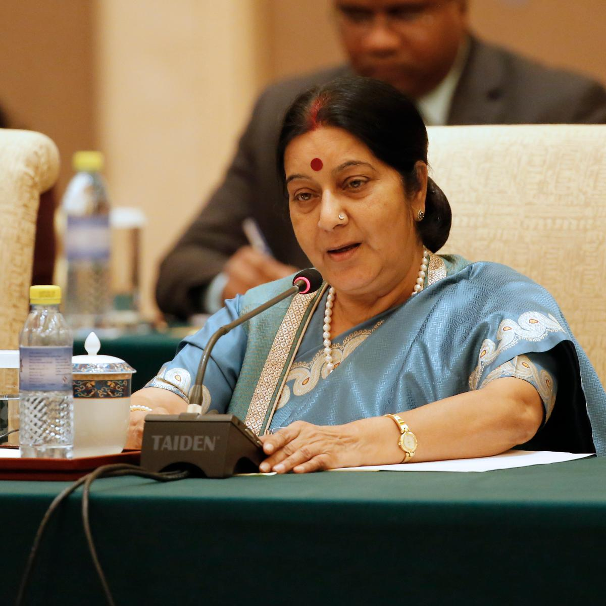 Sushma Swaraj's THESE quotes prove she was fearless and headstrong