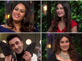 kareena kapoor,anushka sharma,Best Dressed,Koffee with Karan,Kapil Sharma,Koffee with Karan Season 5