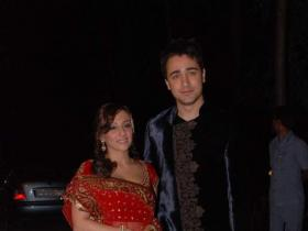 Event,Imran Khan,avantika malik,Bollywood Celebrity Wedding Pictures
