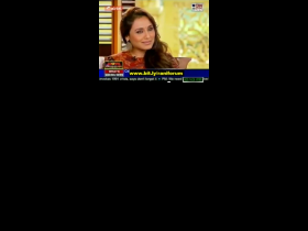 Video,rani mukerji,Video,Interview