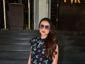 News,rani mukherjee