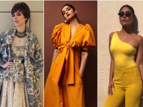 Celebrity Style,sonam kapoor,kareena kapoor,Sabyasachi,Kalki Koechlin,zara,kareena kapoor khan,Lakshmi Lehr,Chandini Whabi,Style Cell,Who Wore What When,Silvia Tcherassi,Fila,Alix