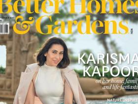 Magazine Covers,karisma kapoor,Better Homes and Gardens